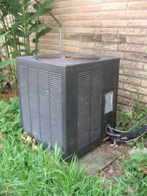 how to know when air conditioner condenser bad