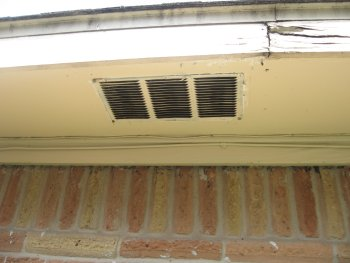 another soffit vent
