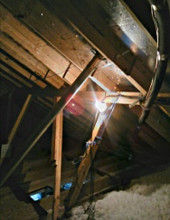 attic light