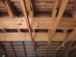 attic framing