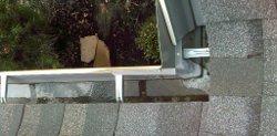 gutter slope