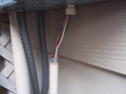 loose conduit