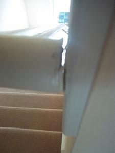 loose handrail