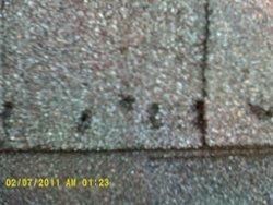 roof jack holes