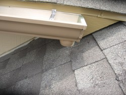 roof downspout
